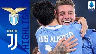 07/12/2019 - Campionato di Serie A - Lazio-Juventus 3-1, gli highlights