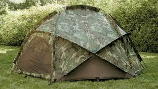 SHTF Mobile Winter Survival - Part 5 - US Military Extreme Cold Weather Tent (ECWT)