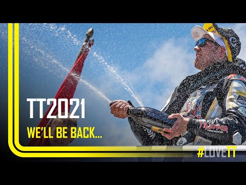 We'll Be Back... - TT Races Official