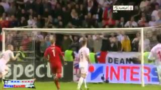 Zlatan Ibrahimovic - The Fourth Goal (Commentator and Player Reactions)