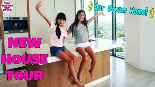 OFFICIAL NEW HOUSE TOUR We are moving AGAIN!