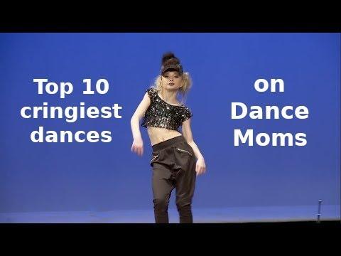 Top 10 CRINGIEST dances on Dance Moms
