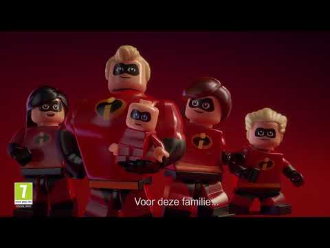 video LEGO The Incredibles 2 – PS4