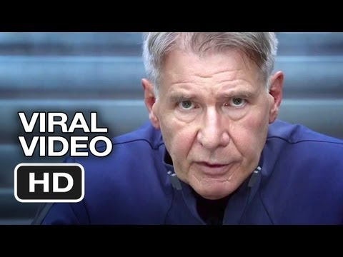 Ender's Game Comic-Con Viral Video - Welcome To Battle School (2013) - Harrison Ford Movie HD
