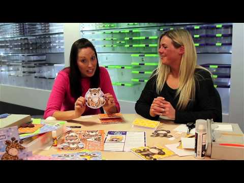 (d) Wham Craft Time - Kids Card Making and Craft Set (12986)