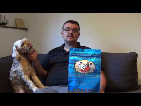 AVP Dog Food Salmon & Cod Fish