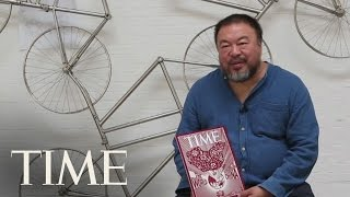 Ai Weiwei Talks About His Cover Art For Time Magazine | TIME