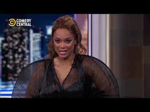 Tyra Banks | The Daily Show | 9 May