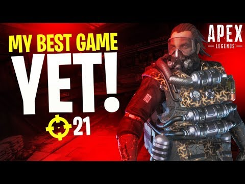MY MOST INTENSE APEX LEGENDS GAME YET!! MULTIPLE SQUAD WIPES! W/ MARCEL & COURAGE - Apex Legends