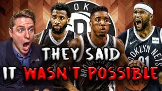 The NBA's MOST IMPOSSIBLE Challenge! Rebuilding the Nets | NBA 2K19