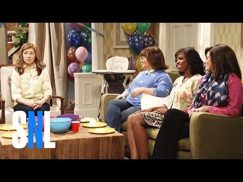 First Birthday - SNL