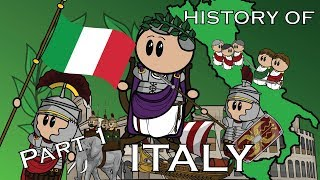 The Animated History of Italy