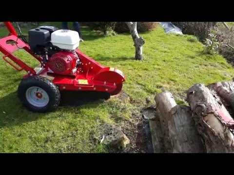 CAMON SG30 Stump Grinder
