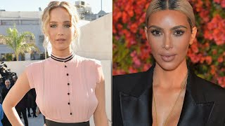 Jennifer Lawrence Says Kim Kardashian Would Make a Great 'Red Sparrow' Spy (Exclusive)