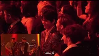 190501 BTS (방탄소년단) Reaction to Jonas Brothers BBMAs