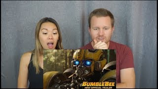 Bumblebee New Official Trailer // Reaction & Review