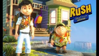 Rush: A Disney-Pixar Adventure - Up [House Chase] - Xbox One