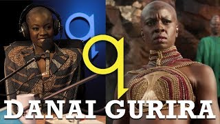 "Black Panther's Danai Gurira on why ""Wakanda Forever"" is a theme we should all live by"