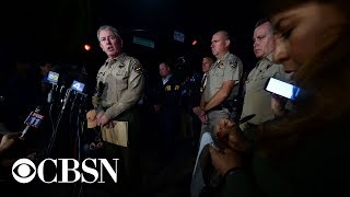 Watch Live: Officials give update on California bar shooting today | Thousand Oaks, CA