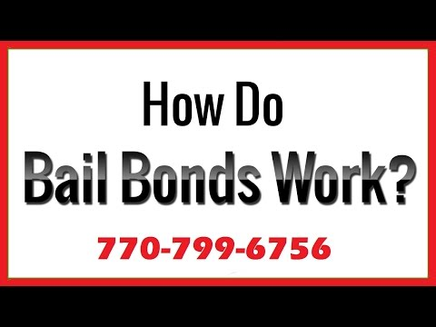 How Bail Bonds Work in Georgia