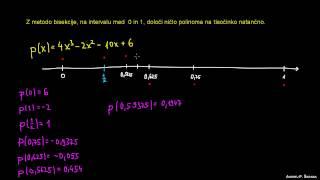 Metoda bisekcije 3