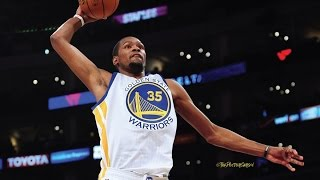 KD Sidelined For At Least 4 Weeks