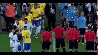ملخص البرازيل 2 - 2 أوروغواي - تصفيات كأس العالم 2018 ...