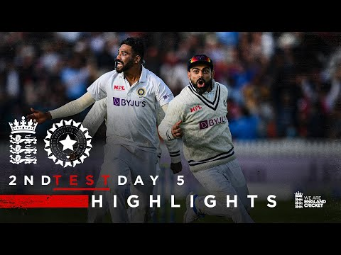 India's thrilling second test win against England at Lord's; Hyd's Siraj plays crucial role
