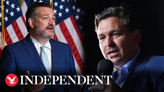 Watch again: CPAC begins with remarks by Florida Governor Ron DeSantis and Senator Ted Cruz