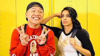 ASIAN STEREOTYPES IN SCHOOL(ft. Timothy DeLaGhetto)