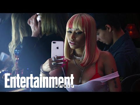 Nicki Minaj Drops Chun-Li & Barbie Tingz And Details New Album | News Flash | Entertainment Weekly