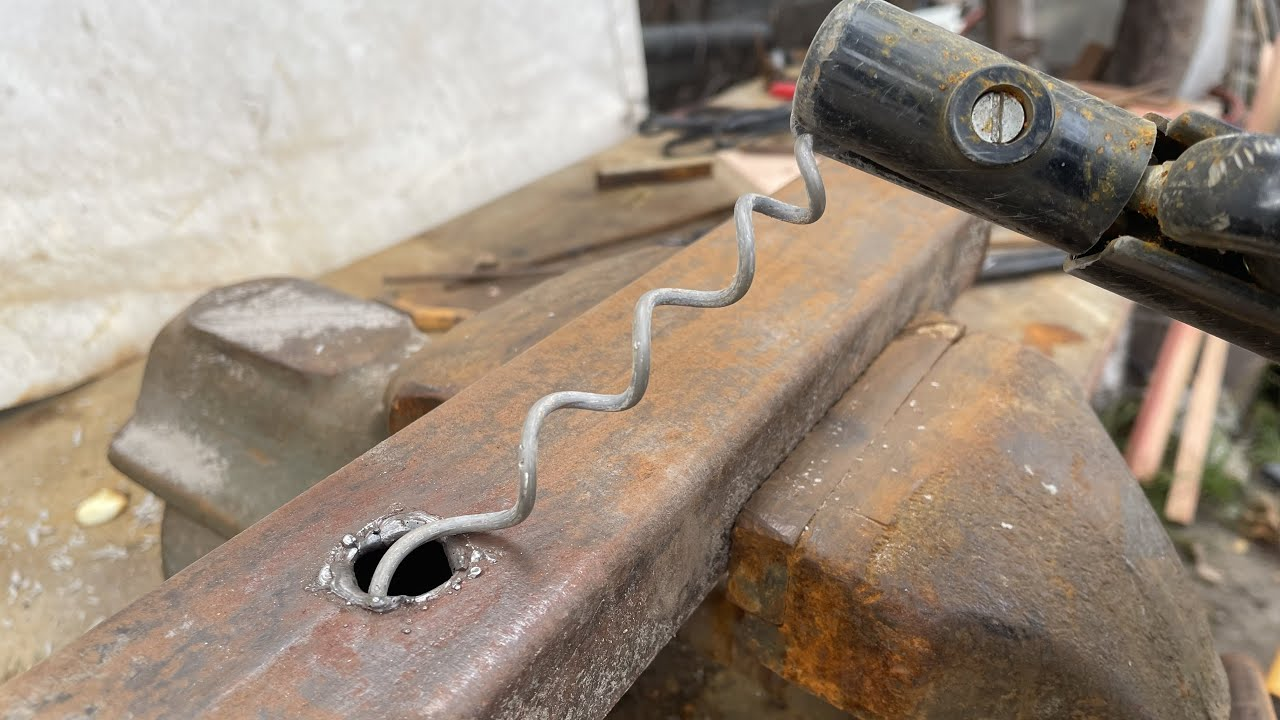 Simple Welding Secrets and some Working DIY Ideas