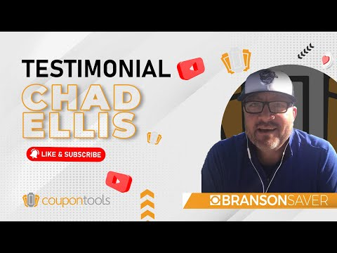 Videos Coupontools.com | Testimonial Chad Ellis