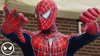The Original SPIDER-MAN Movie Suit – Top Quality Replica Costume