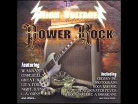 Kellly Hansen and George Lynch-Rock You Like A Hurricane.wmv