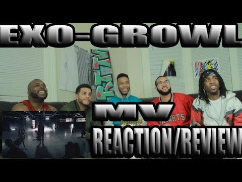 EXO-GROWL M/V REACTION/ REVIEW