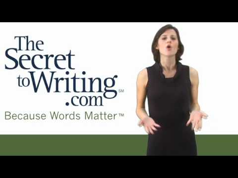 TheSecretToWriting.mov