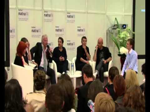 MakeUp in Paris 2011 - Conférence Directeur Artistique - partie 2