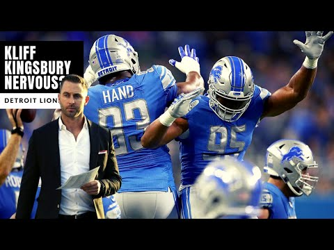 Kliff Kingsbury NERVOUS To Play The Lions? Lions SECRET WEAPON?! Detroit Lions Talk