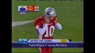 USC @ WSU 2002 - OT