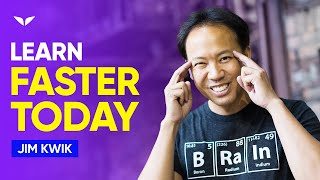 How To Double Your Learning Speed | Jim Kwik