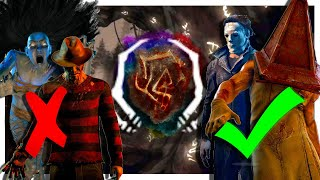 Which KILLERS could beat Dead by Daylight's ENTITY