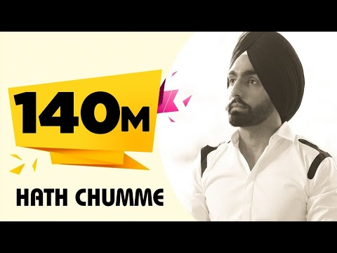 HATH CHUMME - AMMY VIRK (Official Video) B Praak - Jaani - Arvindr Khaira