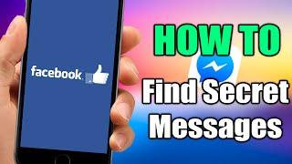 The Secret Facebook Messenger Inbox