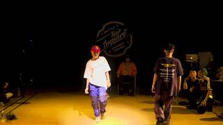 Chocol vs Wolley / Hiphop Semi Final / New Impact vol.2