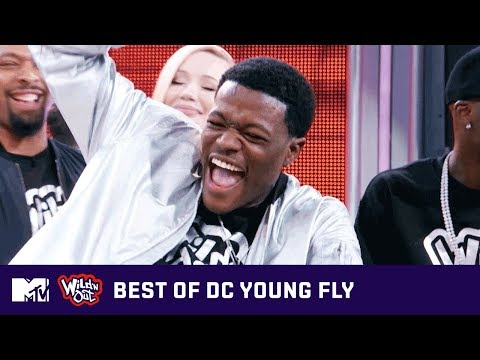 DC Young Fly's BEST Freestyle Battles 🎤 & Most Hilarious Insults (Vol. 1)   Wild 'N Out   MTV