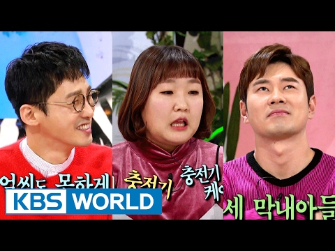 Hello Counselor - Cho Choonghyun, Lee Suji, Hwang Dongjoo [ENG/THA/2017.01.30]