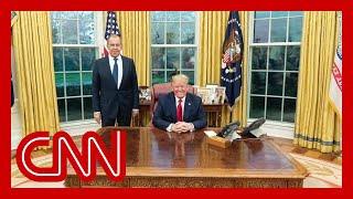 Why Trump rolls out the red carpet for Russia | Chris Cuomo