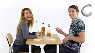 Truth or Drink: Blind Date (Gina & Chad) | Truth or Drink | Cut