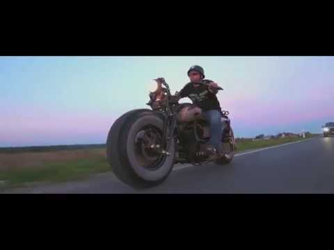 Worlds first tattooed motorcycle - documentary